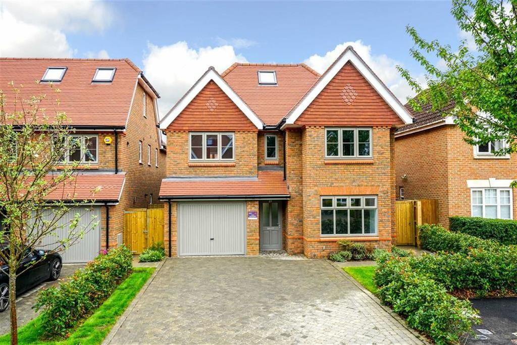 5 Bedrooms Detached House for sale in Long Fallow, St Albans, Hertfordshire