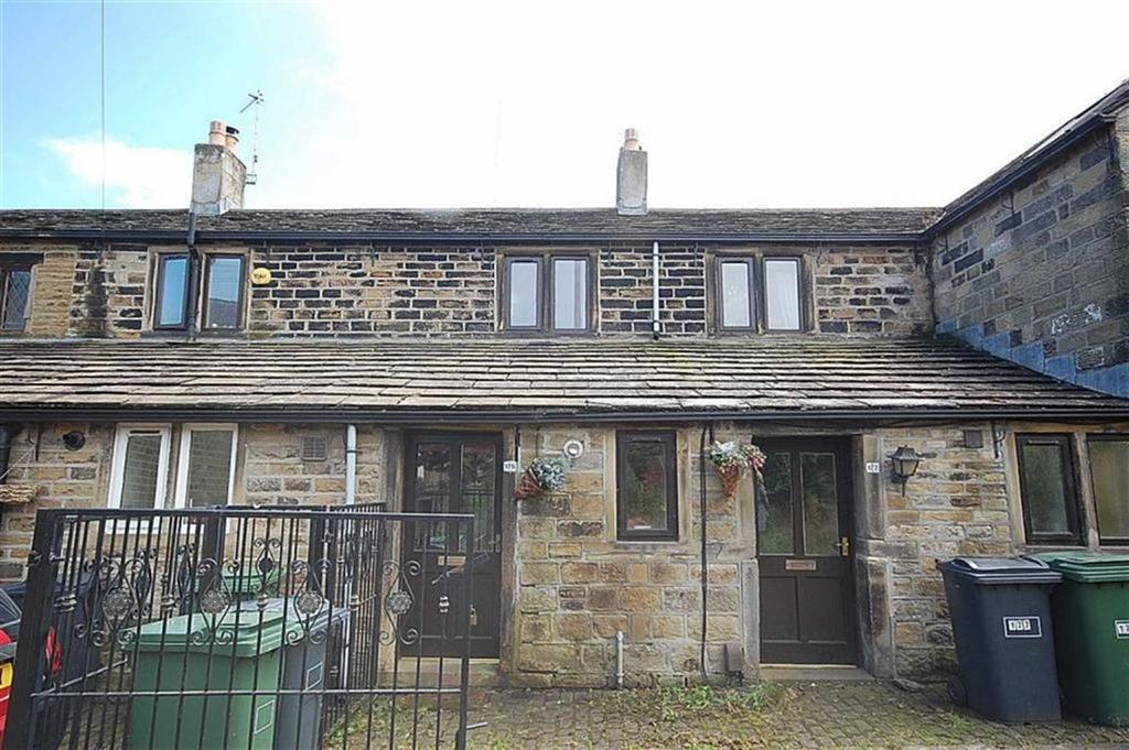 1 Bedroom Cottage House for sale in Westgate, Almondbury, Huddersfield, HD5