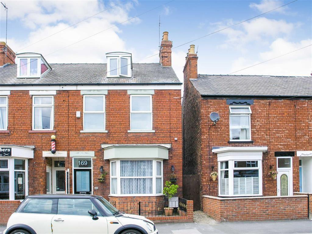 4 Bedrooms Semi Detached House for sale in Grovehill Road, Beverley, East Yorkshire