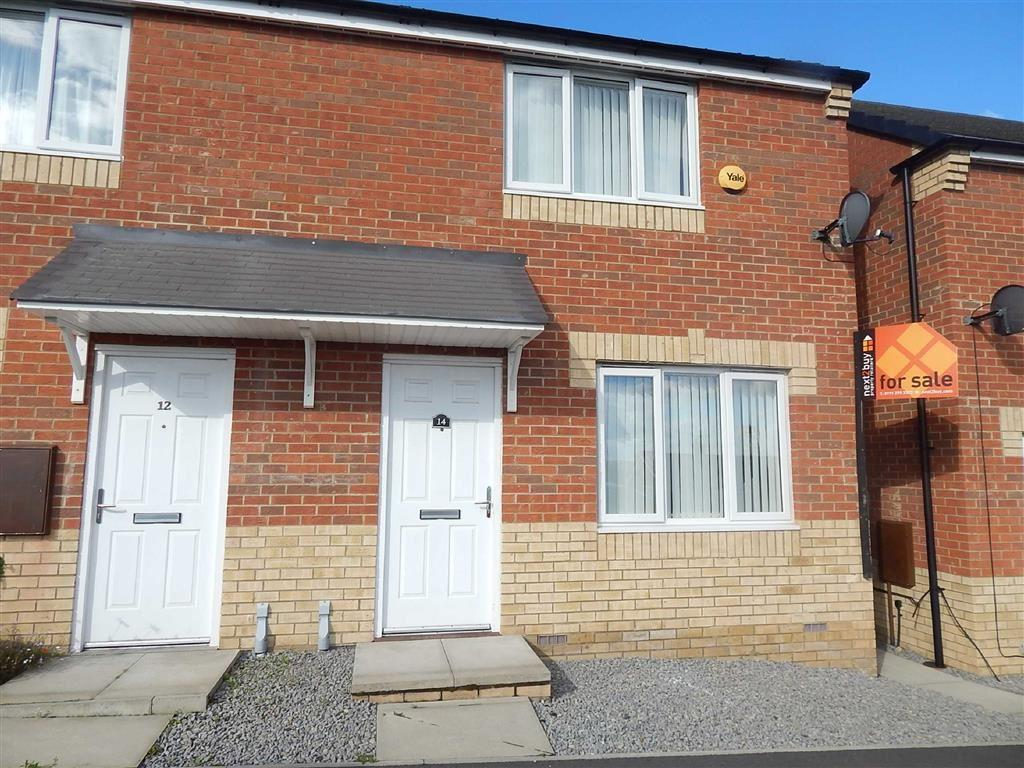 2 Bedrooms Terraced House for sale in Rosehill Road, Rosehill, Wallsend, NE28