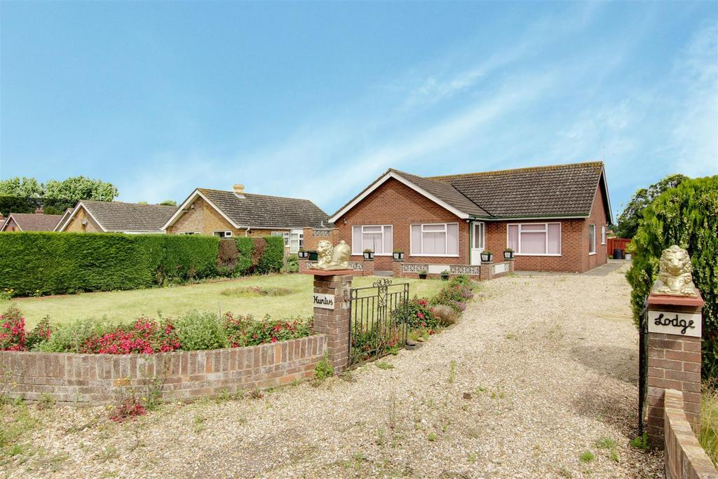 2 Bedrooms Detached Bungalow for sale in Thurlby Road, Bilsby, Alford