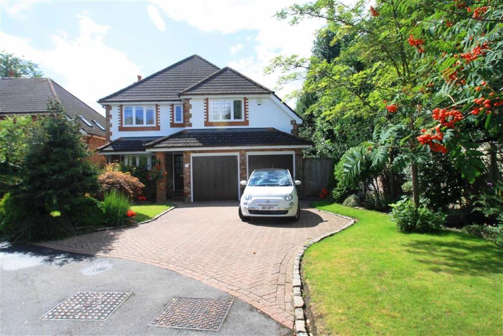4 Bedrooms Detached House for sale in Fulshaw Avenue, Wilmslow