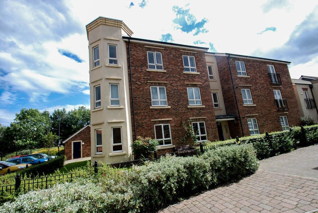 2 Bedrooms Flat for sale in Greenside Drift, South Shields