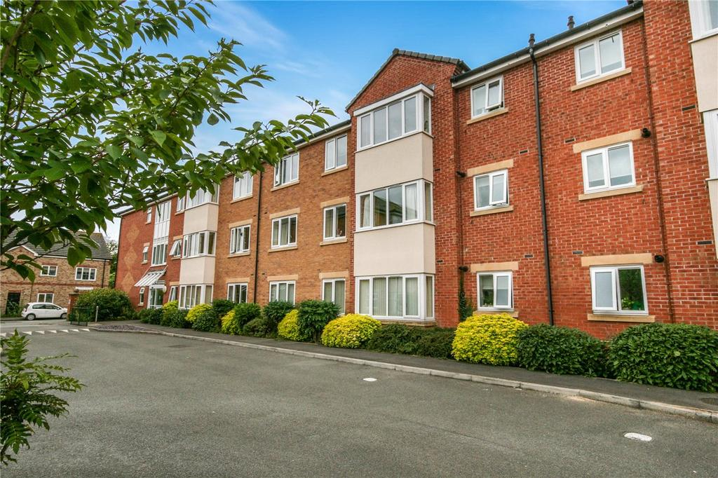 1 Bedroom Flat for sale in Browning Court, Bourne, PE10
