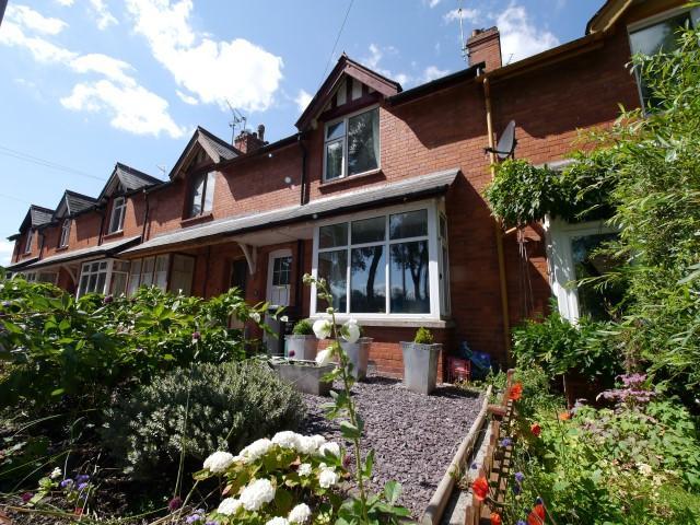 3 Bedrooms Terraced House for sale in Foxdown Terrace, Wellington TA21