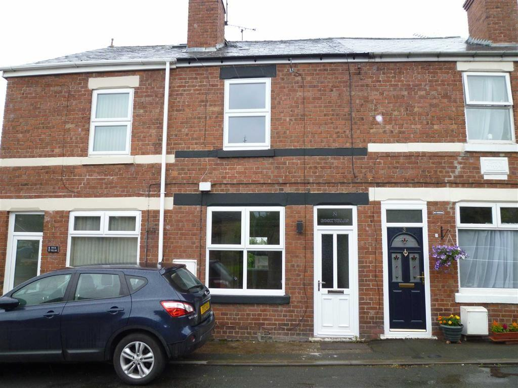 3 Bedrooms Terraced House for sale in Rock Villas, Highley, Bridgnorth