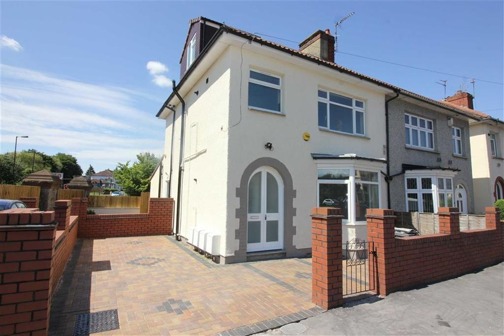2 Bedrooms Maisonette Flat for sale in Cottrell Road, Eastville, Bristol