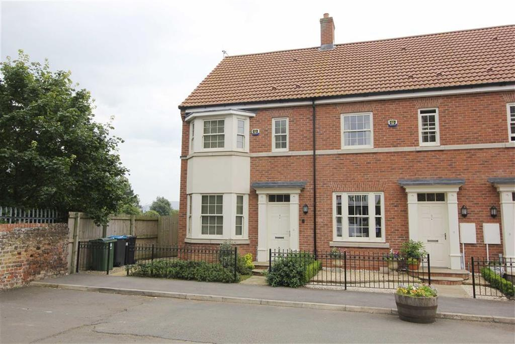 3 Bedrooms Town House for sale in Leven Mews, Stokesley
