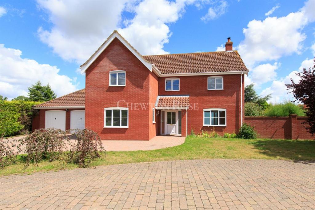 4 Bedrooms Detached House for sale in NEAR NORWICH