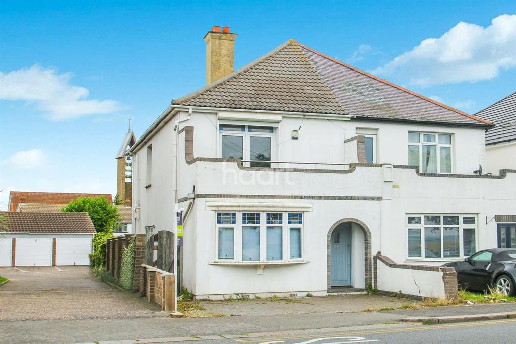 3 Bedrooms Semi Detached House for sale in London Road, Hadleigh