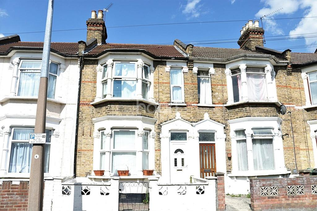 3 Bedrooms Terraced House for sale in Westerham Road, Leyton