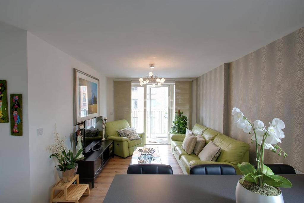 2 Bedrooms Flat for sale in Callisto Court, Hammersley Road, Canning Town