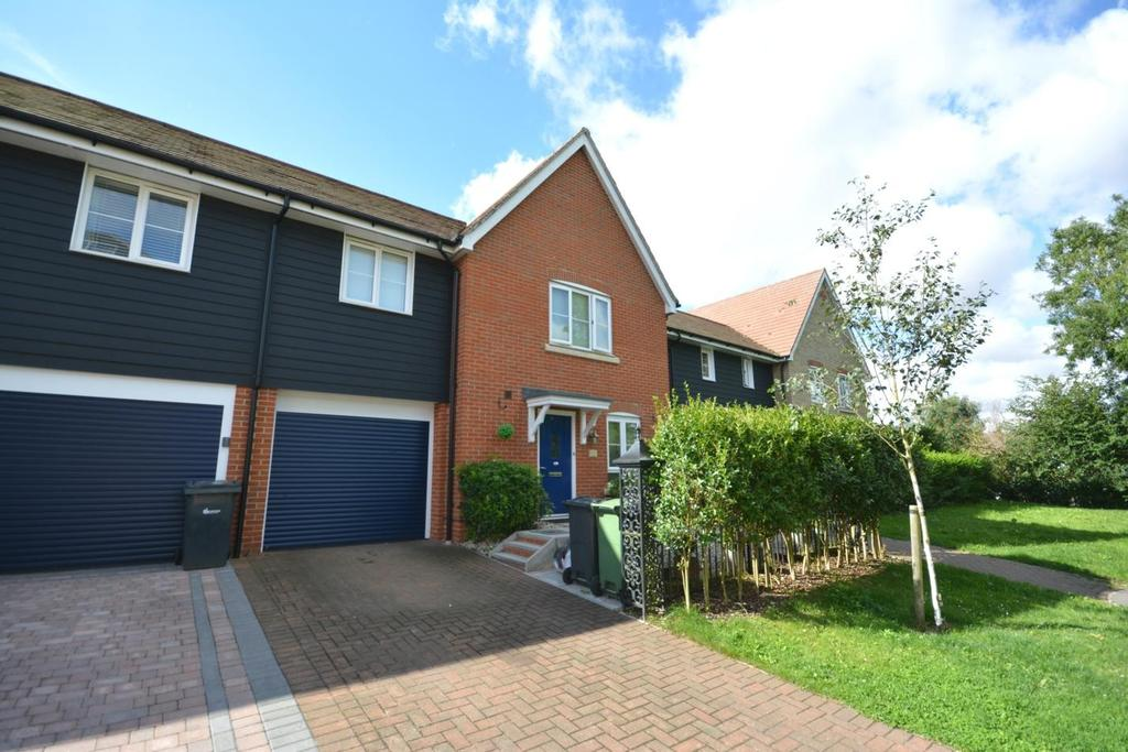 3 Bedrooms Link Detached House for sale in Old Challis Rise, Rayne, Braintree, Essex, CM77