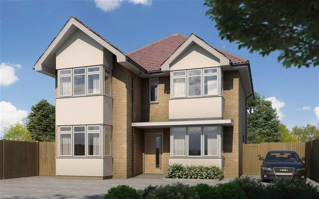 4 Bedrooms Detached House for sale in Glasseys Lane, Rayleigh, Essex