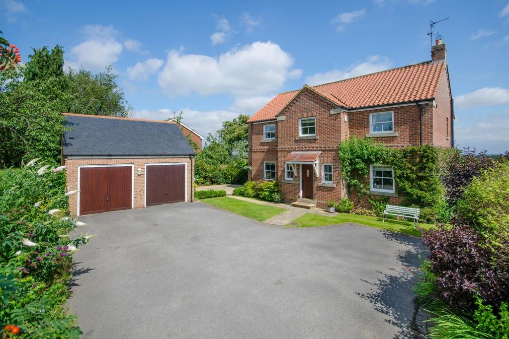 4 Bedrooms Detached House for sale in York Road, Green Hammerton, York