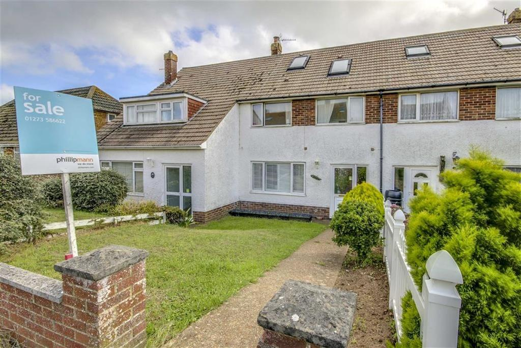 4 Bedrooms Terraced House for sale in Arundel Road West, Peacehaven