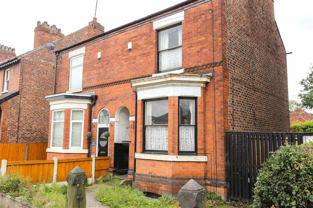 3 Bedrooms Semi Detached House for sale in Manchester Road, Heaton Chapel