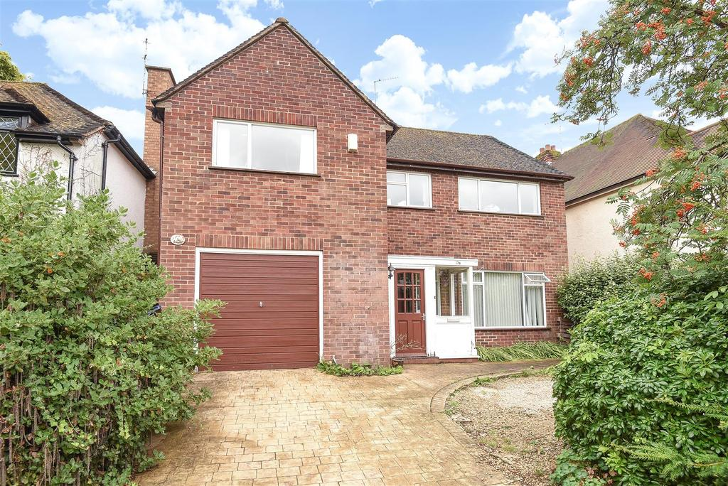 4 Bedrooms Detached House for sale in Sandfield Road, Headington