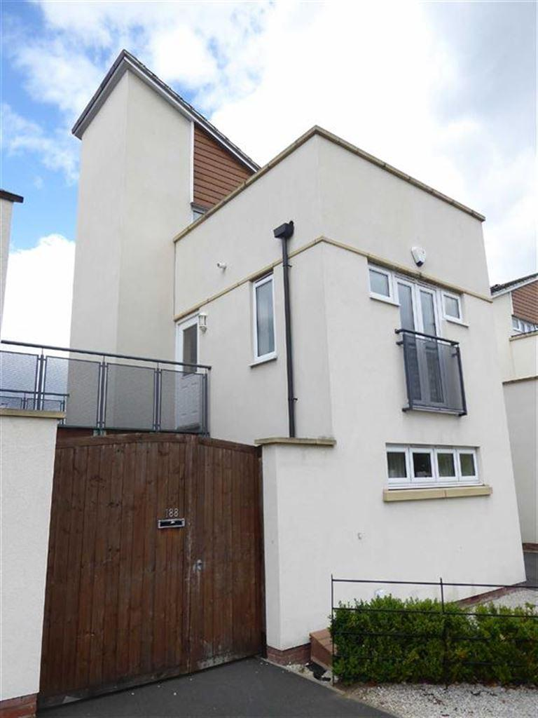 3 Bedrooms Link Detached House for sale in Watkin Road, Leicester