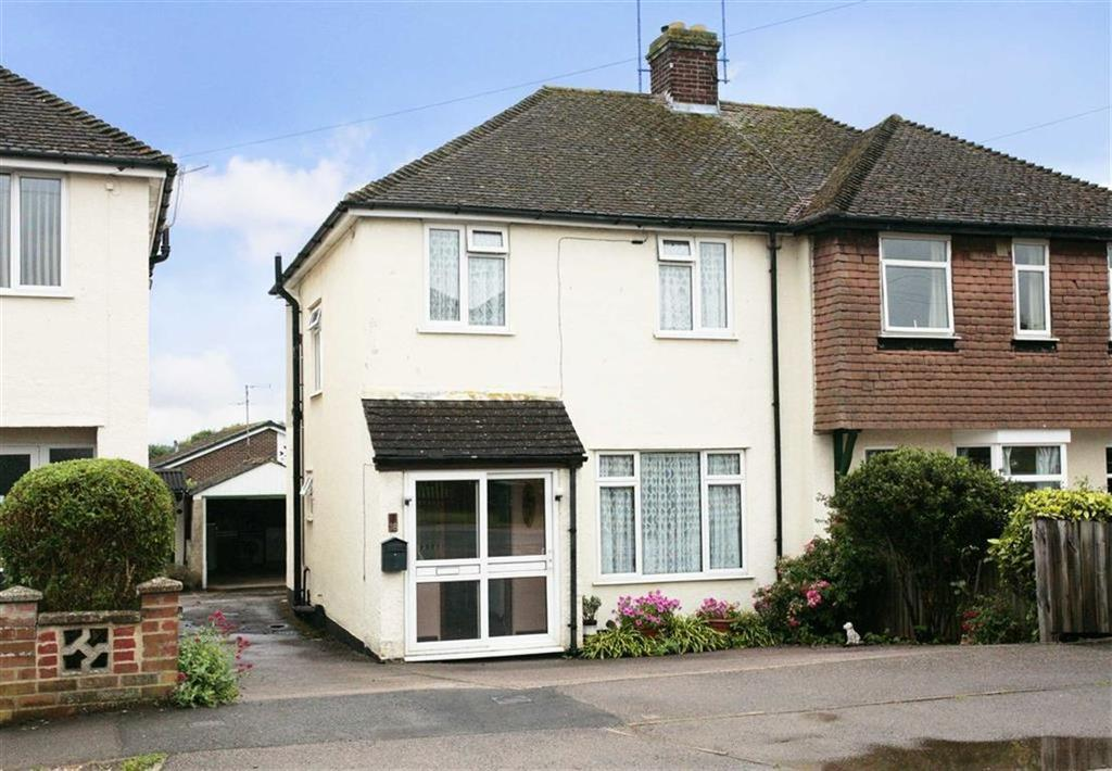 3 Bedrooms Semi Detached House for sale in Pinhill Road, Banbury