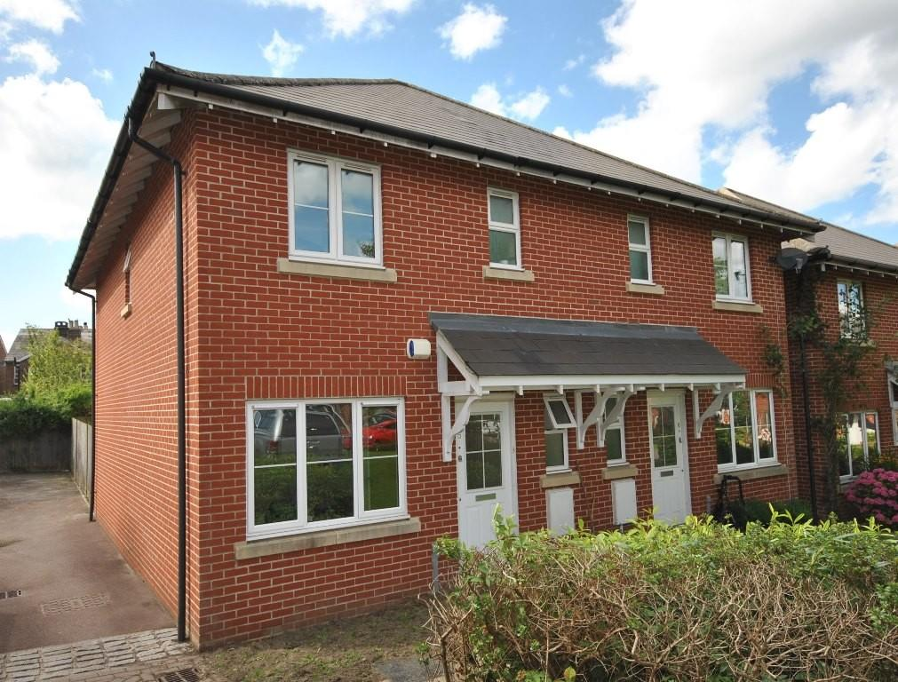 3 Bedrooms Semi Detached House for sale in Wey Gardens, Camelsdale, Haslemere, GU27