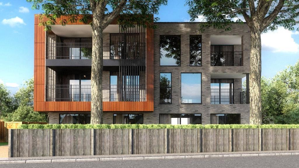 2 Bedrooms Flat for sale in Copper Beech House, College Road, Epsom, Surrey, KT17