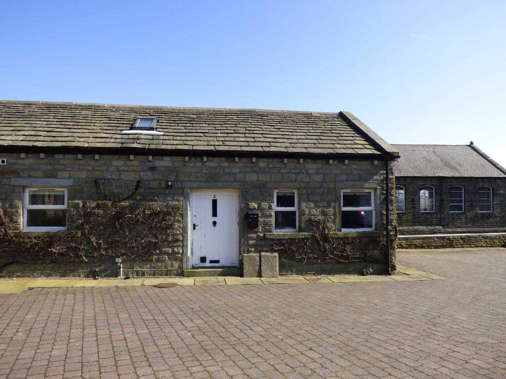 2 Bedrooms Semi Detached Bungalow for sale in Farmhouse Court, Crosland Hill, Huddersfield, HD4