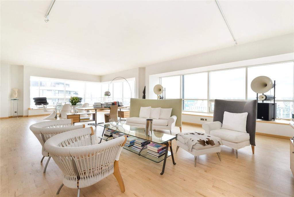 3 Bedrooms Flat for sale in The Panoramic, 152 Grosvenor Road, Pimlico, London, SW1V