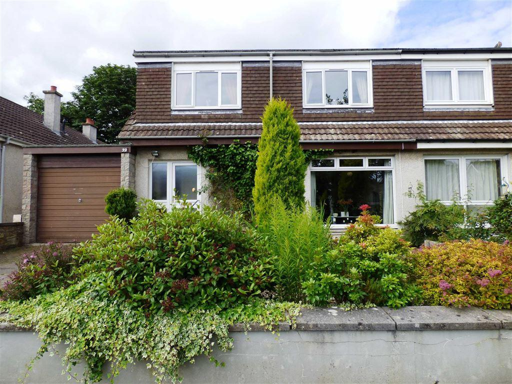 3 Bedrooms Semi Detached House for sale in Learmonth Place, St Andrews, Fife