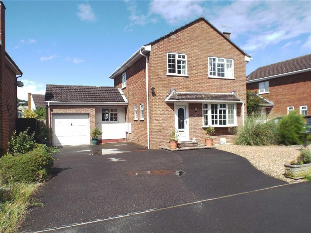4 Bedrooms Detached House for sale in Trinity Rise, Burnham-on-Sea