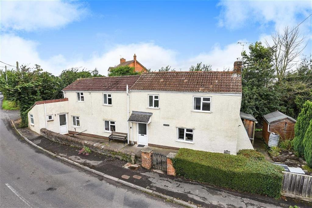 3 Bedrooms Detached House for sale in North End, Creech St Michael, Taunton, Somerset, TA3