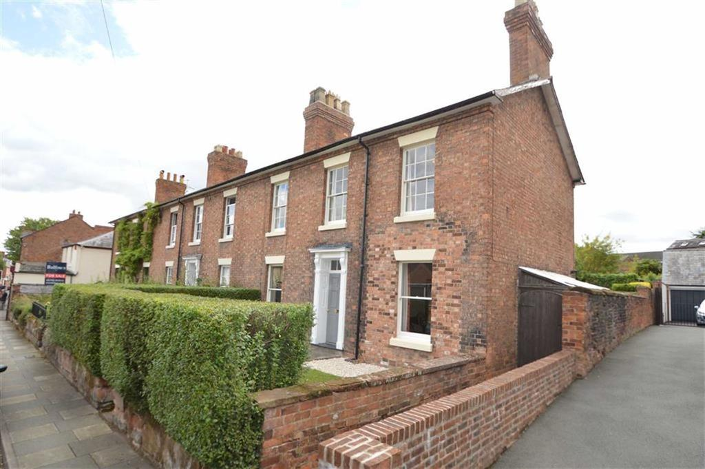 3 Bedrooms Terraced House for sale in 29, Belle Vue Road, Shrewsbury, SY3
