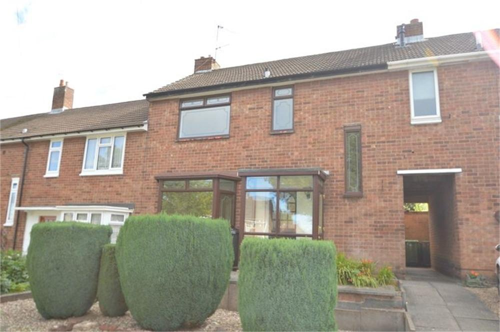 3 Bedrooms Terraced House for sale in Standhills Road, Kingswinford, West Midlands