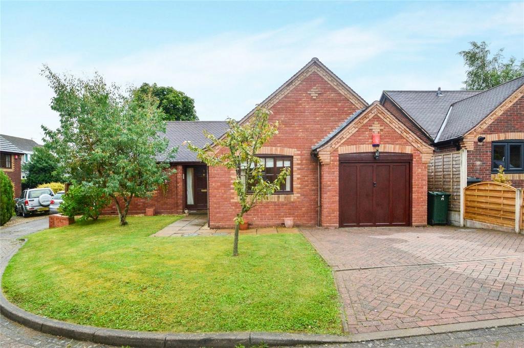 3 Bedrooms Detached Bungalow for sale in Heath Close, Cleobury Mortimer, Kidderminster, Shropshire