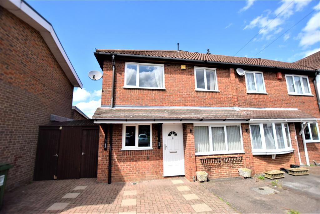 4 Bedrooms End Of Terrace House for sale in Gammon Close, Hemel Hempstead, Hertfordshire, HP3