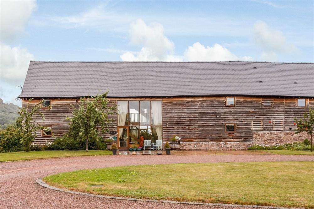 5 Bedrooms End Of Terrace House for sale in Bredwardine, Herefordshire