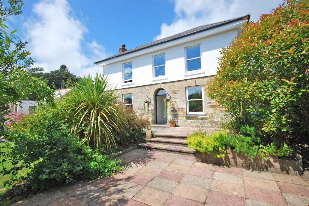 5 Bedrooms Country House Character Property for sale in Chacewater, Nr. Truro, South Cornwall, TR4