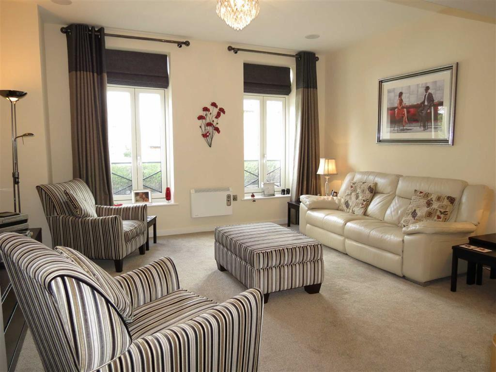 3 Bedrooms Town House for sale in The Anchorage, Coton Hill, Shrewsbury, Shropshire