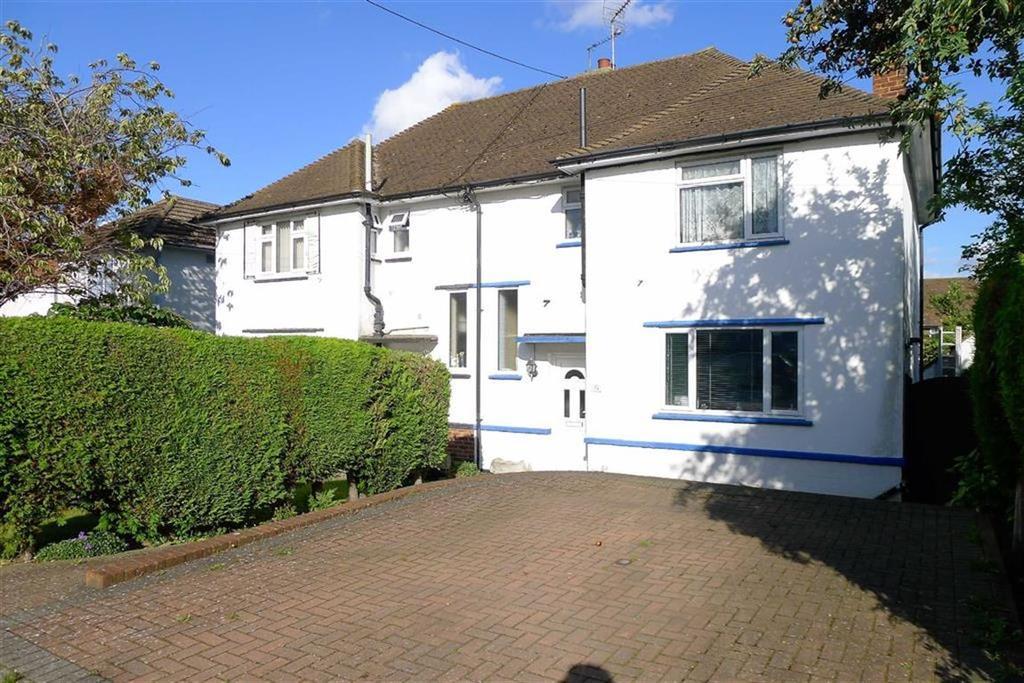 3 Bedrooms Semi Detached House for sale in Bedford Avenue, Rainham, Kent, ME8