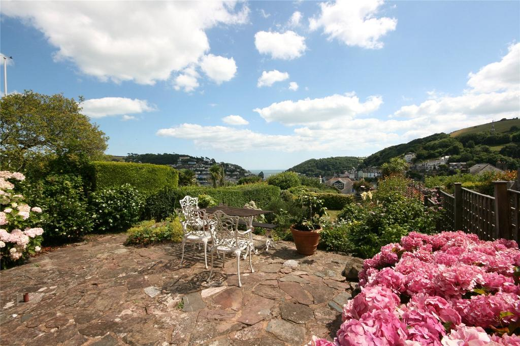2 Bedrooms Apartment Flat for sale in Mount Boone, Dartmouth, Devon, TQ6