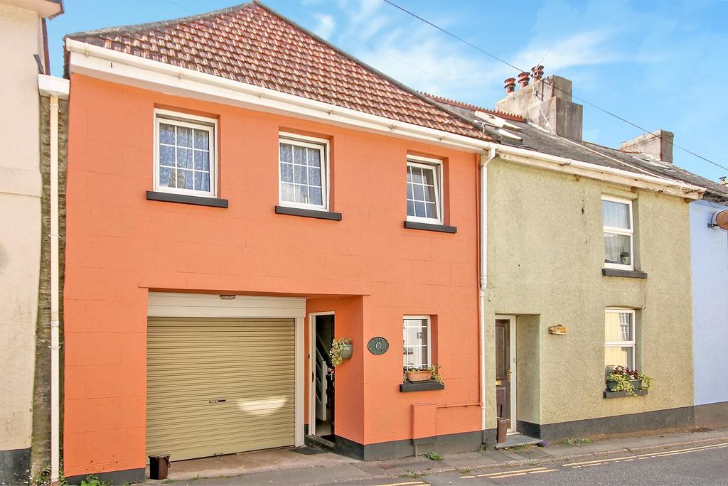 3 Bedrooms Terraced House for sale in Fore Street, Aveton Gifford, Kingsbridge, Devon, TQ7