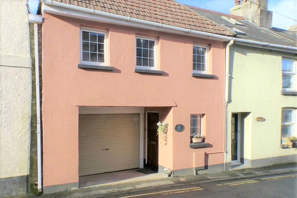 3 Bedrooms Terraced House for sale in Fore Street, Aveton Gifford, Kingsbridge, Devon, TQ7