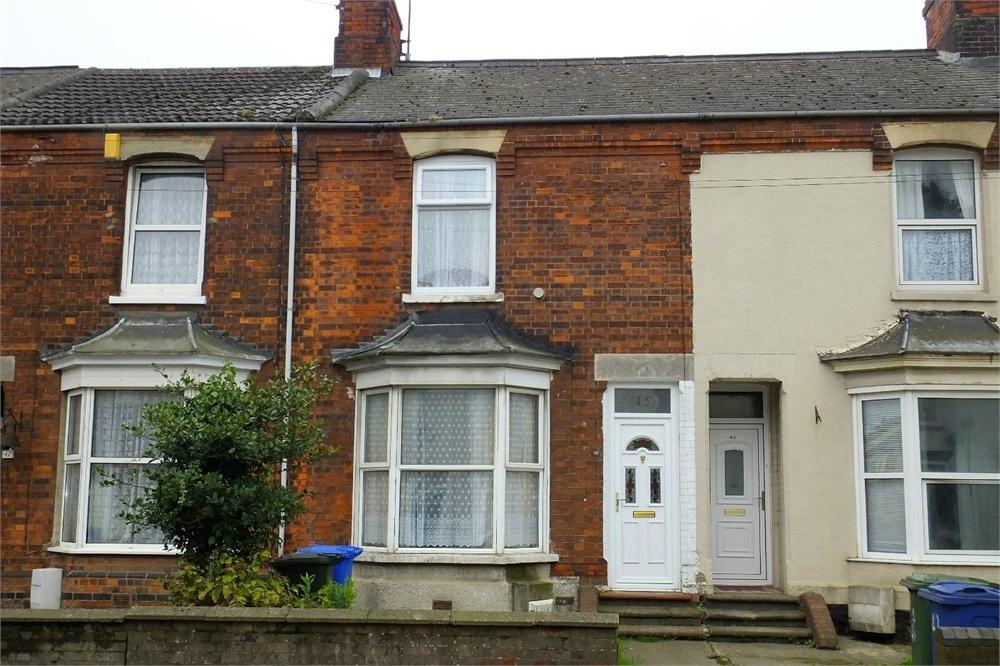 3 Bedrooms Terraced House for sale in Skirbeck Road, Boston, Lincolnshire
