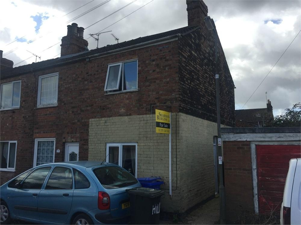 3 Bedrooms End Of Terrace House for sale in Hilda Street, Boston, Lincolnshire