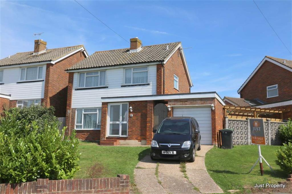 3 Bedrooms Detached House for sale in Ghyllside Way, Hastings