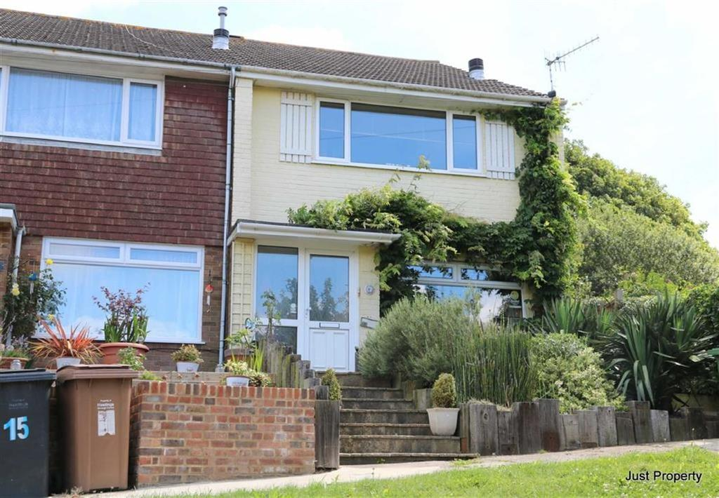 2 Bedrooms End Of Terrace House for sale in View Bank, Hastings