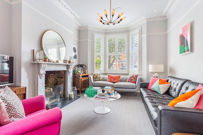 5 Bedrooms Terraced House for sale in Hendham Road, Wandsworth, London, SW17