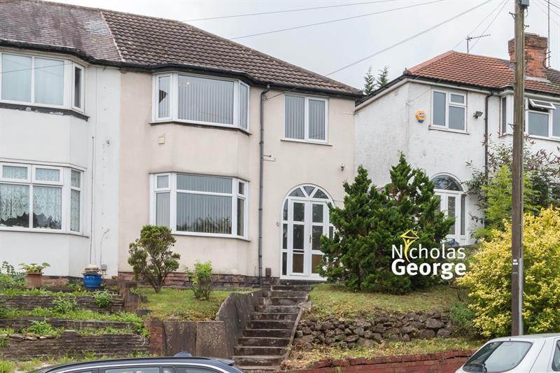 3 Bedrooms Semi Detached House for sale in Warwards Lane, Selly Oak, Birmingham