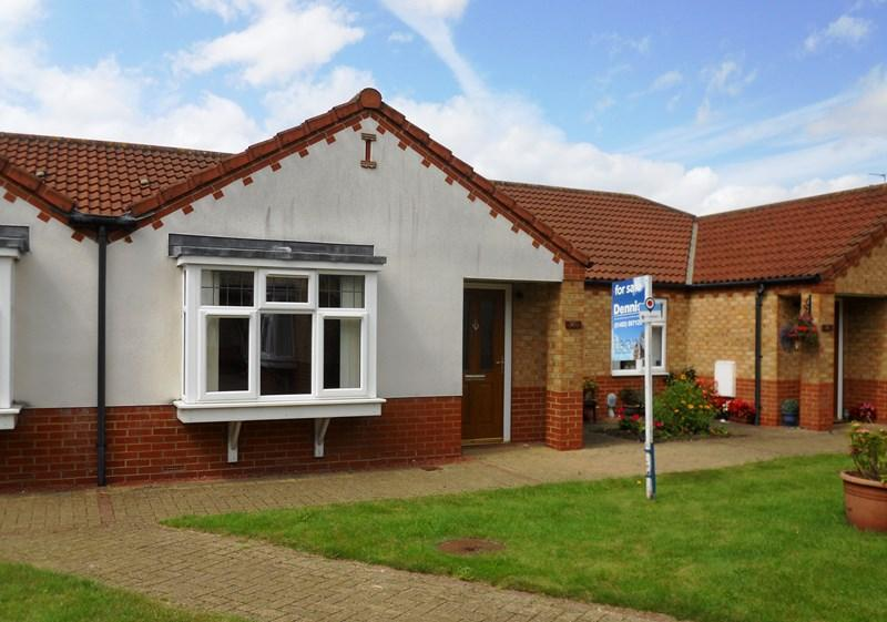 2 Bedrooms Bungalow for sale in Birch Tree Drive, Hedon, Hull