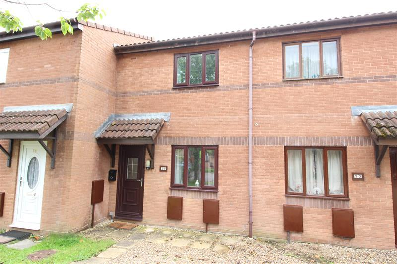 2 Bedrooms Terraced House for sale in Cae Rhos, Caerphilly